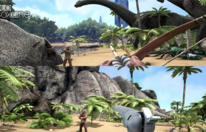 Ark: Survival Evolved contará con pantalla dividida