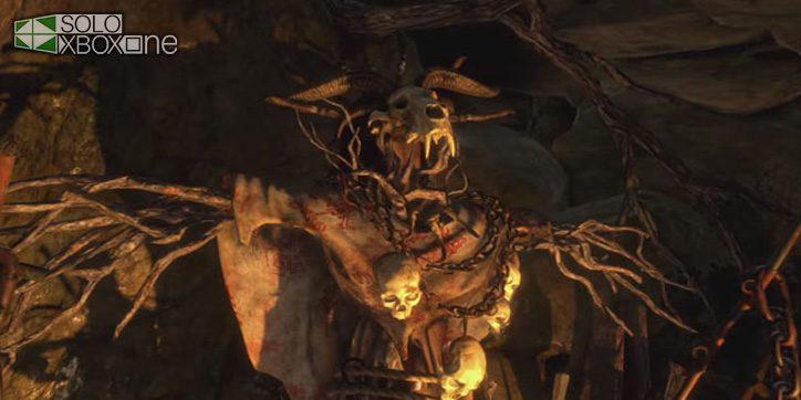 Aquí tienes los primeros 18 minutos de Baba Yaga, el nuevo DLC para Rise of the Tomb Raider