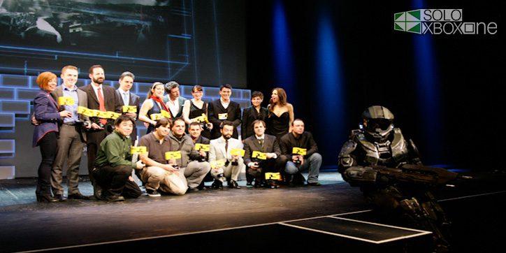 Estos son los ganadores de los Premios Titanium del festival Fun & Serious