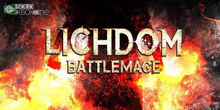 Lichdom: Battlemage llegará en Marzo a Xbox One