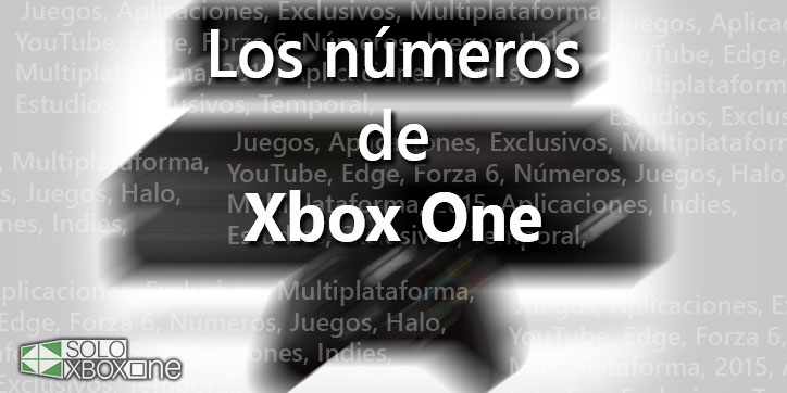 Xbox One explicada con números ¿quieres ver que hay detrás?