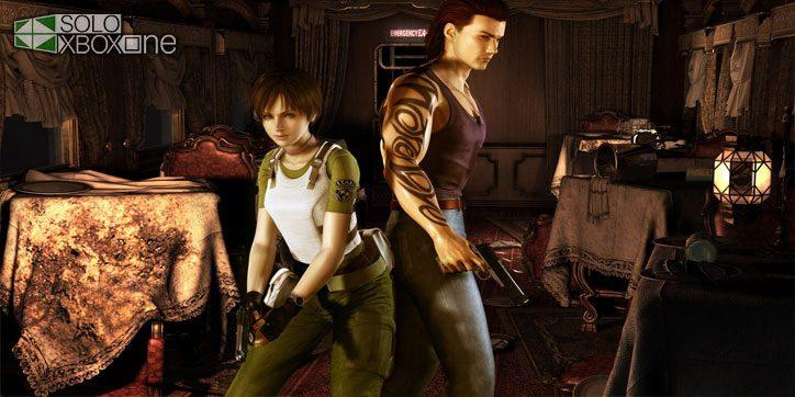 Resident Evil Zero HD Remaster llegará en Enero