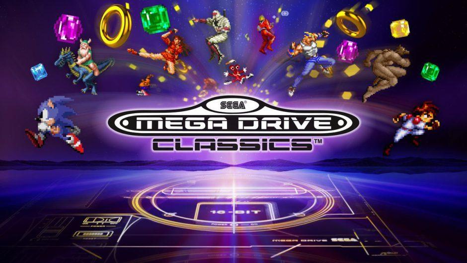 Ya disponible para reservar la colección SEGA Mega Drive Classics