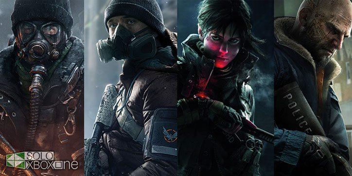 [Actualizada] La beta de The División comenzará a principios de 2016