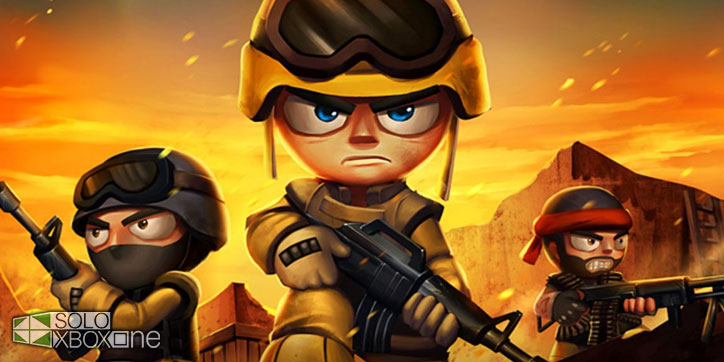 Tiny Troopers Joint Ops clasificado para Xbox One