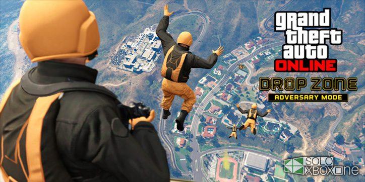 GTA V Online se actualiza: Modo Adversario en Zona de Salto y Nuevos Coches Deportivos Modificables (Banshee y Sultan)