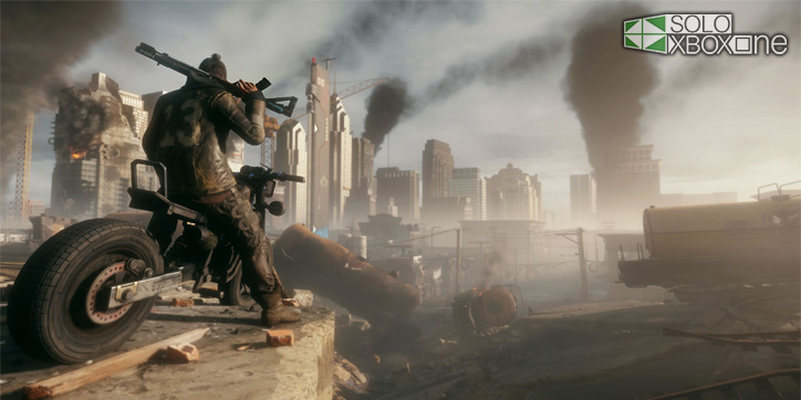 Impresiones beta cerrada Homefront: The Revolution