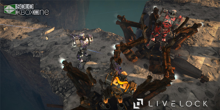 Trailer de lanzamiento de Livelock