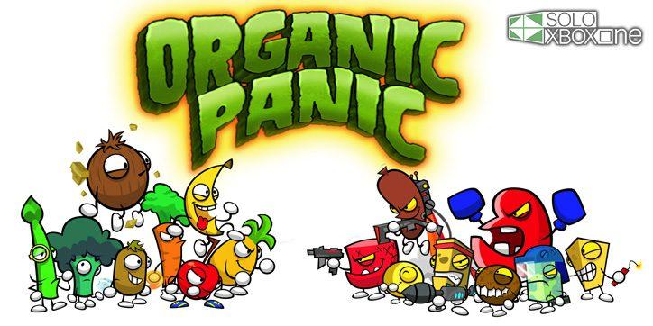 Anunciado Organic Panic. Nuevo juego de Acción-Puzzle y Plataformas para One