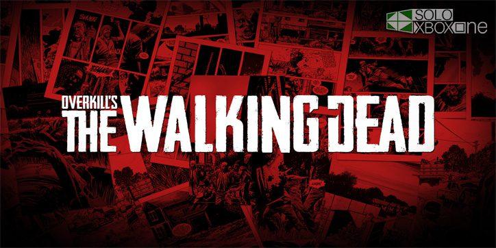 El shooter Overkill's The Walking Dead, retrasado a 2017