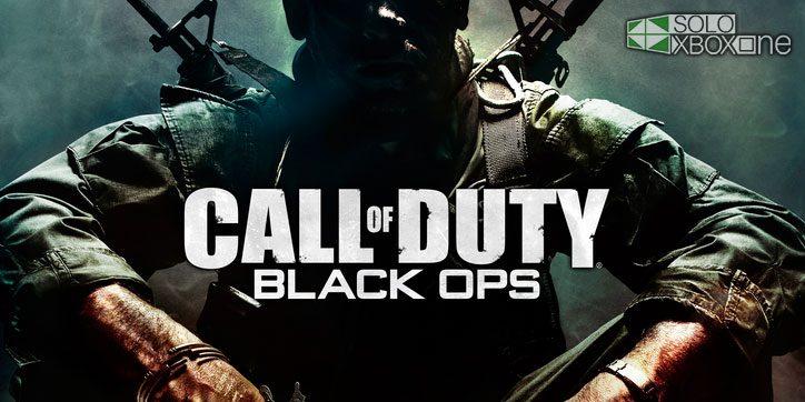 CoD Black Ops también será retrocompatible con Xbox One en breve