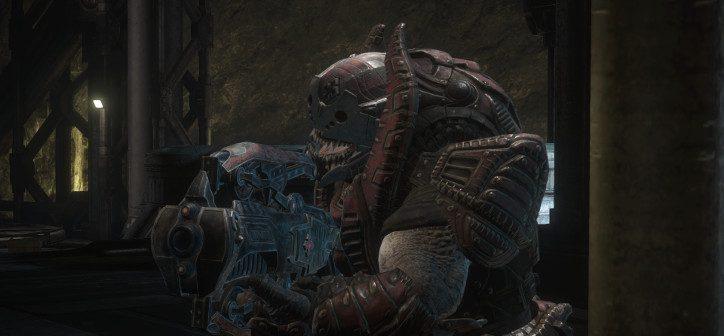 Gears Of War: Encadenado a la oscuridad