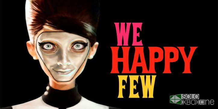 Compulsion Games anunciará pronto la fecha de We Happy Few