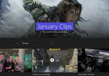 La actualización de Febrero para Xbox One empezará a distribuirse mañana