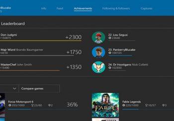 Los usuarios de Xbox One Preview podrán recuperar la app de logros