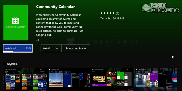 Calendar Illustration Xbox One : Calendario solo xbox one generacion