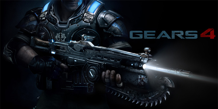 Gears of War 4 irá a 60 fps y será un escaparate visual para Xbox One