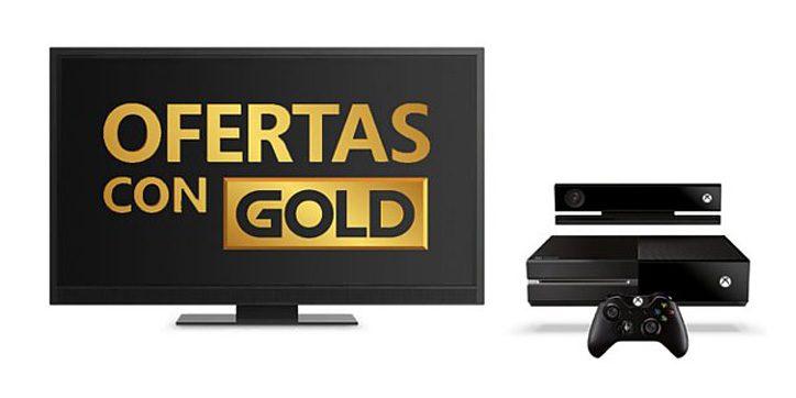 Ofertas con Gold semana del 14 al 20 de Junio