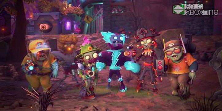 Conoce a los dos bandos con estos trailers de Plants Vs Zombies Garden Warfare 2
