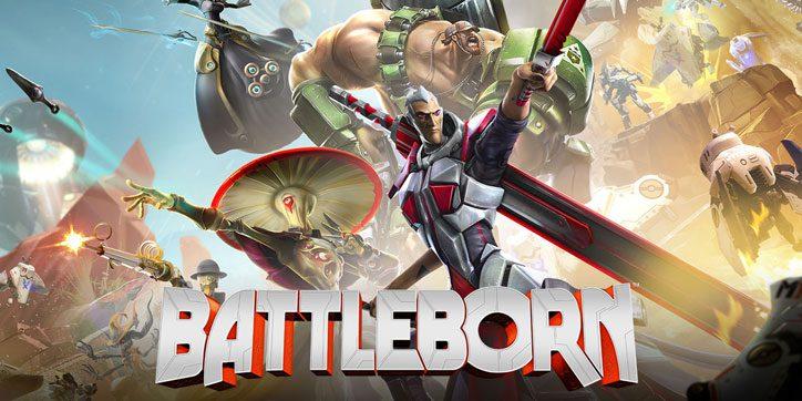 Ya tenemos fecha para la Beta de Battleborn, lo nuevo de Gearbox