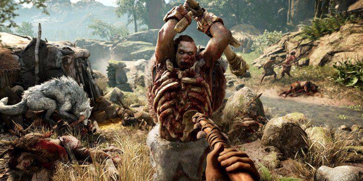 Far Cry Primal estrenará un desafiante modo Supervivencia el 12 de abril