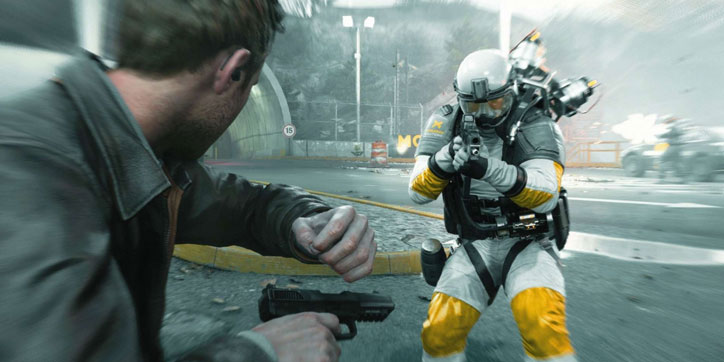 Se confirma que Quantum Break llegará a Windows 10 PC el 5 de abril con extras en Xbox One