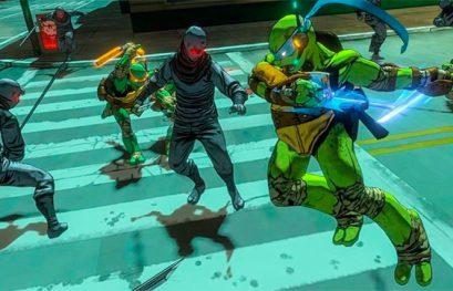 Nuevo vídeo gameplay de TNMT: Mutant in Manhattan