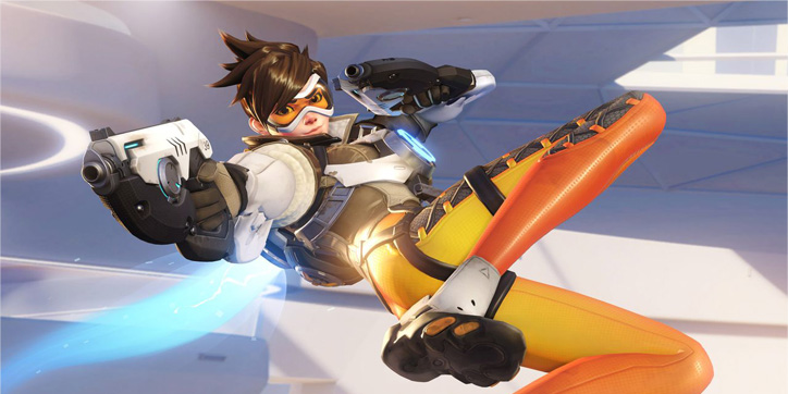 La beta abierta de Overwatch ya está disponible