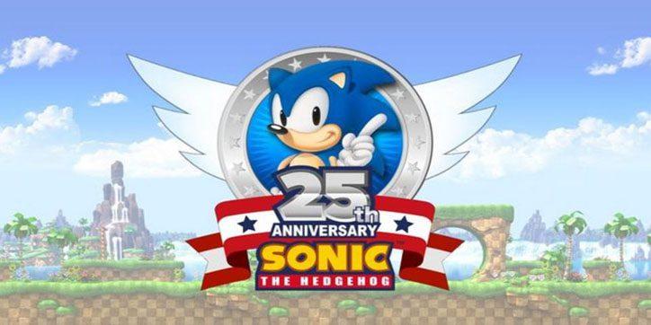 Sega confirma el evento aniversario de Sonic para el 25 de junio