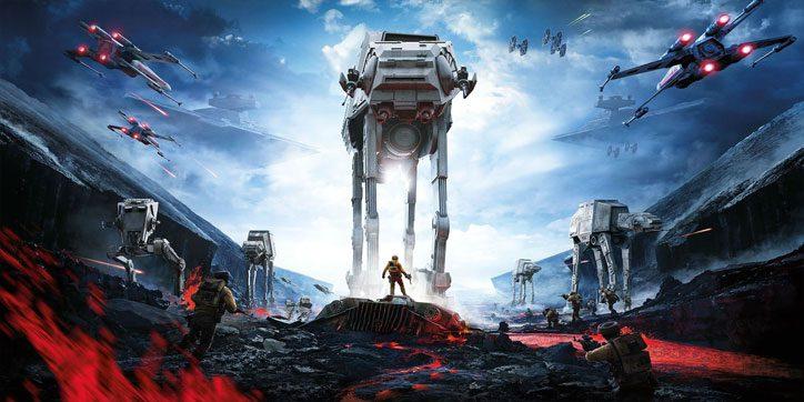 Star Wars Battlefront cumple un año y lo celebra con un evento a lo grande