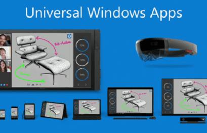 Las aplicaciones de Windows 10 UWP interactuarán con Kinect