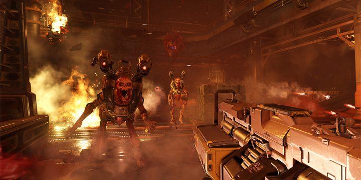 Cliff Bleszinski critica las animaciones de DOOM, interrumpen el gameplay