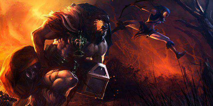 Nuevo teaser gameplay de Tenebrae: Twilight of the Gods