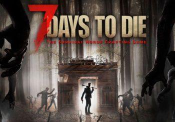 7 Days to Die se muestra en un nuevo trailer antes de su lanzamiento
