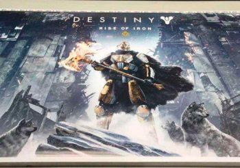 Se filtra el cartel de Rise of Iron, la próxima expansión de Destiny