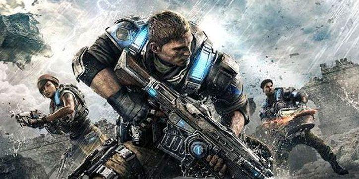 1.6 millones de jugadores probaron la beta de Gears of War 4