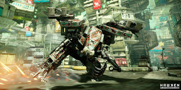 Hawken aparece listado para Xbox One en Taiwán