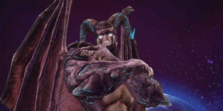 Gargos de Killer Instinct se muestra por primera vez en este gameplay