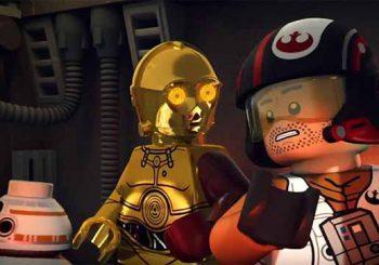 Poe Dameron se presenta en Lego Star Wars