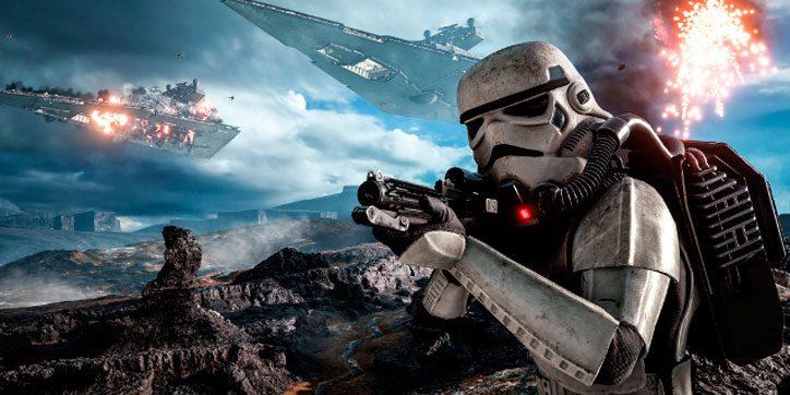 Star Wars Battlefront Rogue One Scarif llegará antes que la película