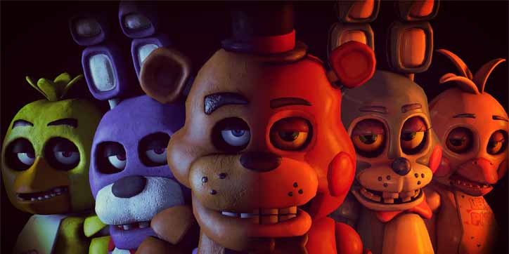 Five Nights At Treasure Island Pete