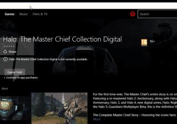 Los juegos de Xbox One aparecen en la Windows Store