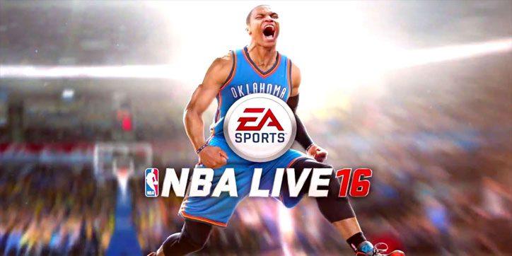 NBA Live 16 cerrará los servidores este verano, te decimos como sacar todos los logros online