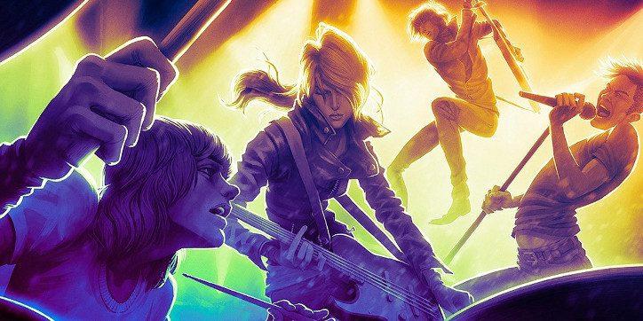 Rock Band 4 será compatible con Xbox Series Xy S