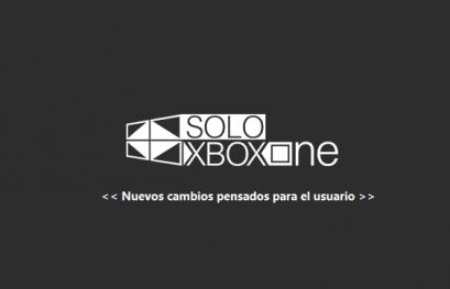 Cambios importantes en Solo Xbox One