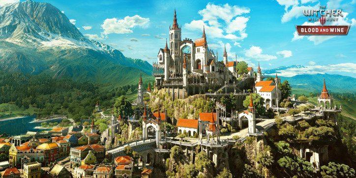 Descubre la nueva región de The Witcher 3: Blood and Wine en este vídeo