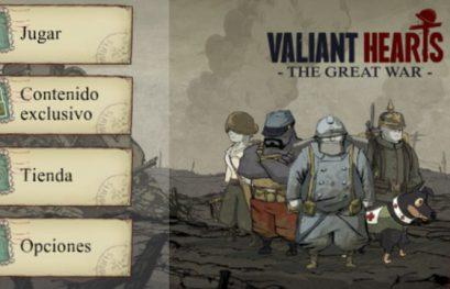 Valiant Hearts ya disponible para Windows 10 y Windows 10 Mobile vía UWP