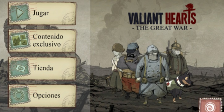 Valiant Hearts ya disponible para Windows 10 y Windows 10 Mobile vía UWP