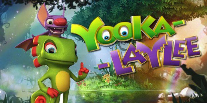 Nuevas imágenes y detalles de Yooka-Laylee
