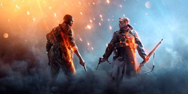 Niebla y arena, los impresionantes efectos meteorológicos de Battlefield 1